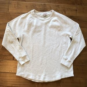 Lucky Brand Lived In Thermal Shirt. Size Large.